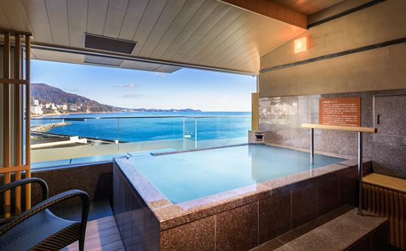 熱海後楽園ホテル水素風呂
